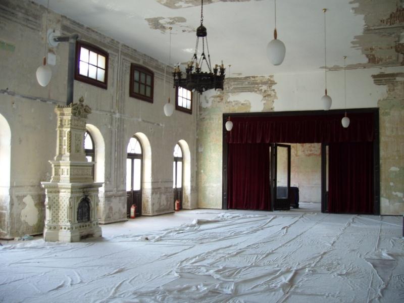 Αποκατάσταση κτιρίου Μεγάλης Λέσχης Καβάλας