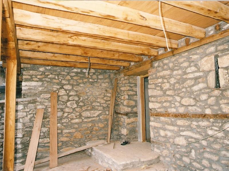 Αποκατάσταση και συντήρηση οικίας οικίας  Χ¨Γιώργη