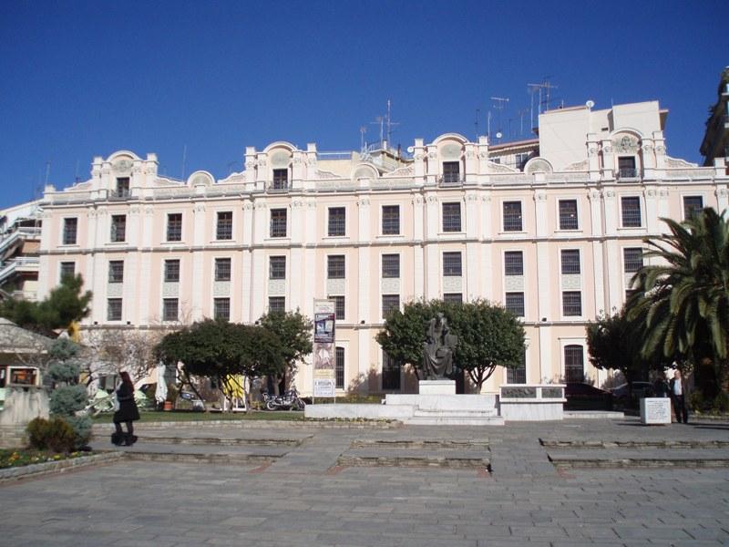 Αποκατάσταση Δημοτικής Καπναποθήκης Δήμου Καβάλας