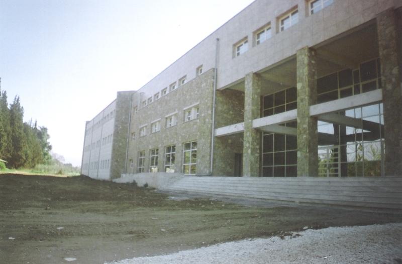 Κατασκευή Κτιριακού Συγκροτήματος Φυτικής Παραγωγής του Τμήματος Γεωπονίας στο Αγρόκτημα του Α.Π.Θ.