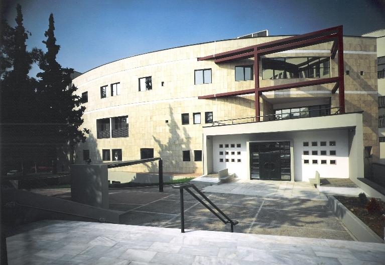 Κατασκευή κτιρίων κλινικών & επέκταση εργαστηρίων Κτηνιατρικού τμήματος Α.Π.Θ.
