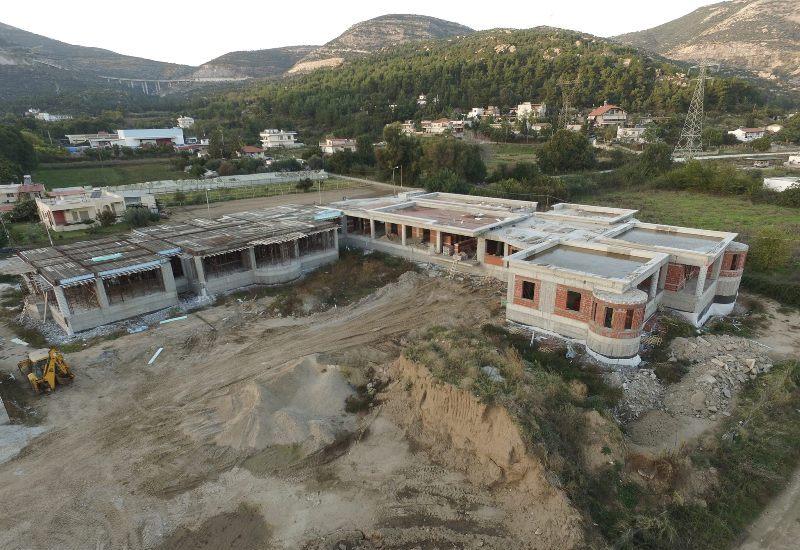 Ανέγερση Βρεφονηπιακού σταθμού Καβάλας