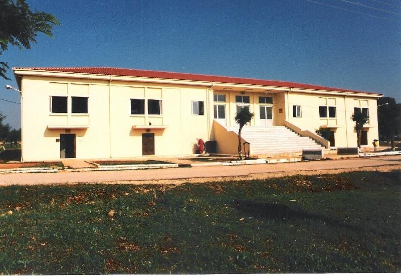 Κατασκευή δύο κτιρίων λόχου στο στρατόπεδο Βογιατζή