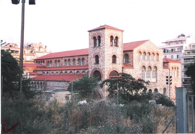 Επισκευή – αποκατάσταση στέγης Ι.Ν. Αγίου Δημητρίου