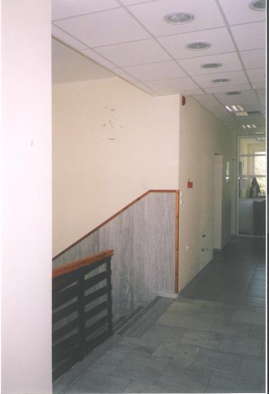 Ανακατασκευή – διαρρύθμιση κτιρίου Δ.Ο.Υ. Ελευθερούπολης