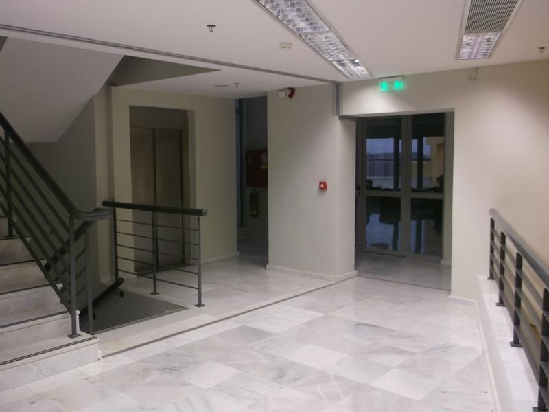 Ανέγερση νέου κτιρίου για την στέγαση του Ινστιτούτου Πολιτιστικής & Εκπαιδευτικής τεχνολογίας & διαμόρφωση χώρου οικοπέδου
