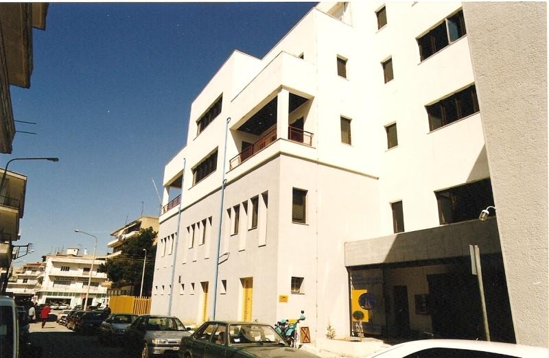 Κτίριο Ο.Τ.Ε. Κομοτηνής