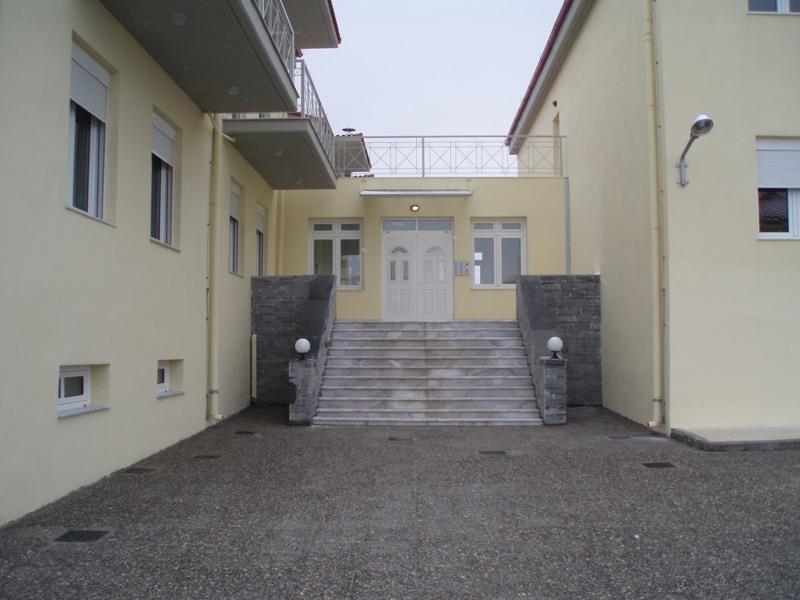 Κατασκευή κτιρίου ΕΠΟΠ 50 Διαμερισμάτων